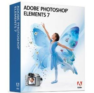 Picture of Adobe Photoshop Elements 7